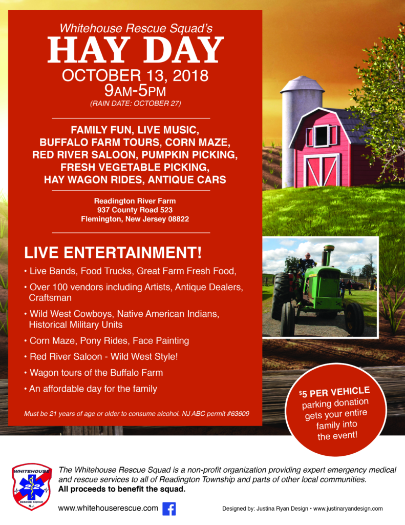 Hay Day Flyer